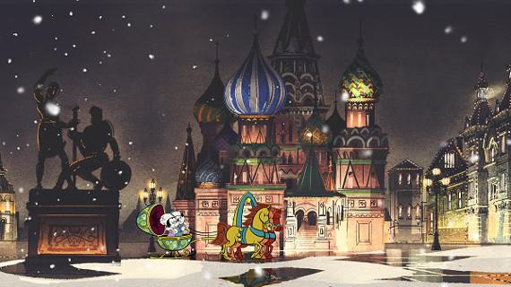 ����� Disney ������� ����������� ����� � ����� � ������