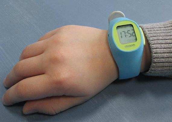 Часы-трекер LEXAND Kids Radar помогут родителям знать о местонахождении ребенка
