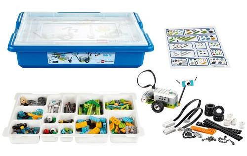 """LEGO Education и """"Кодвардс"""" научат детей программировать"""