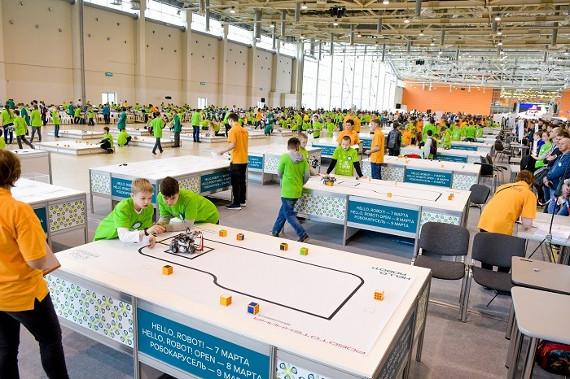 LEGO EDUCATION наградила победителей робототехнических соревнований