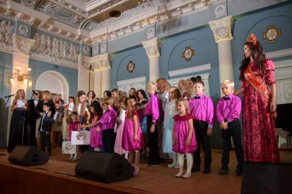 В Москве прошел благотворительный концерт