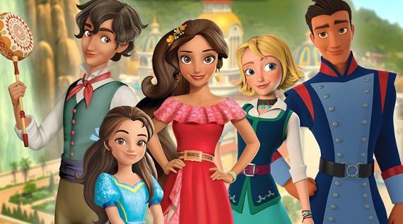 """Премьера 2-го сезона мультсериала """"Елена – принцесса Авалора"""" на Канале Disney"""