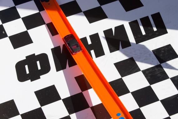 Уже в эту субботу Hot Wheels установит новый мировой рекорд Гиннесса