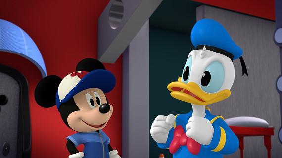 Юбилей Микки Мауса на Канале Disney