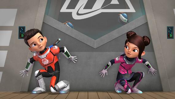 Канал Disney покажет новые приключения Майлза в космосе