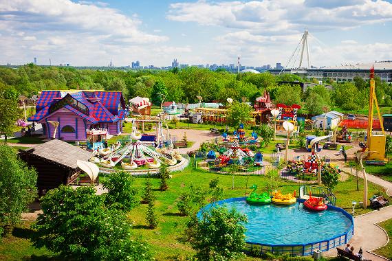В семейном парке SKAZKA прошло открытие летнего сезона и официальная презентация