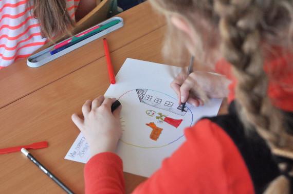 Искусство замечать добро: объявляется конкурс детского творчества