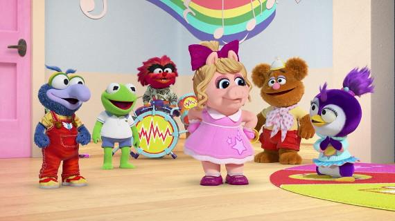 Канал Disney покажет второй сезон мультсериала о детстве легендарных Маппетов