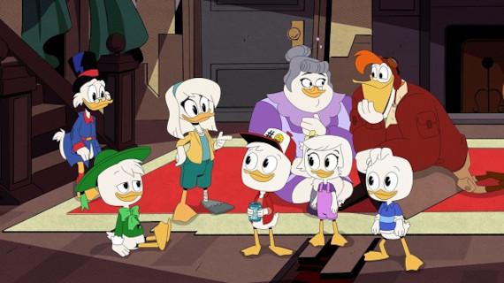 """Канал Disney запускает третий сезон """"Утиных историй"""""""