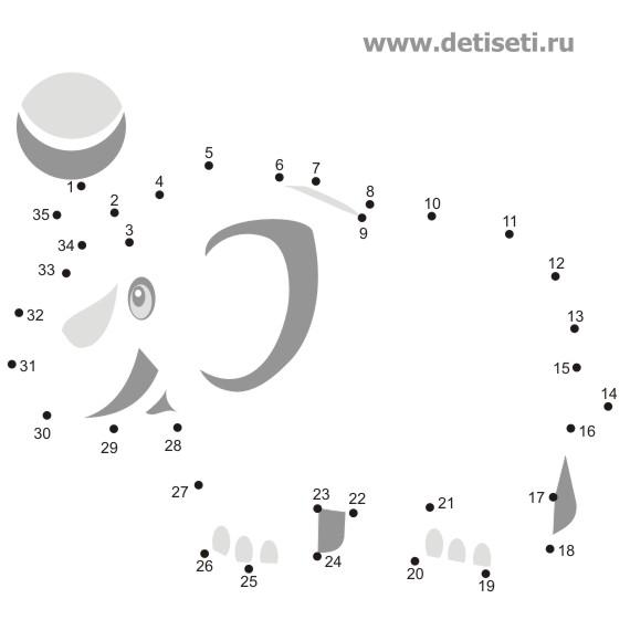 Слоник (35 точек)