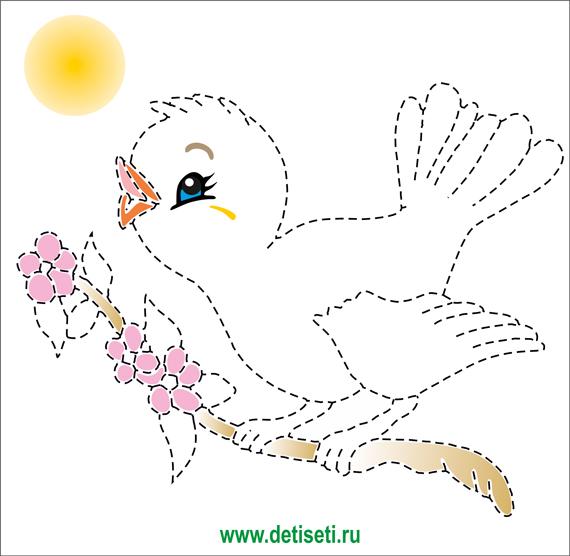 Певчая птичка