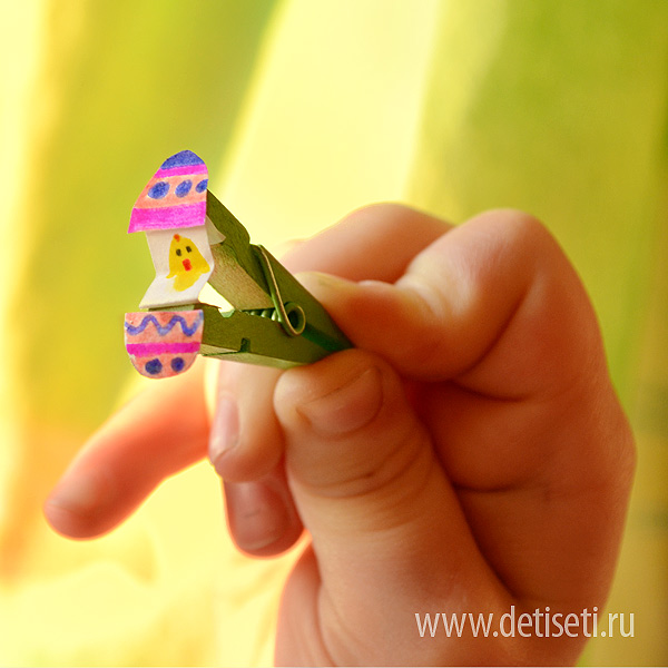 Пасхальная игрушка