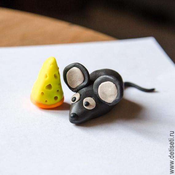 Мышка и сыр