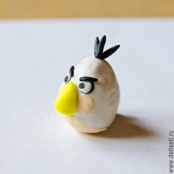 Angry Birds: Белая птица (Матильда)