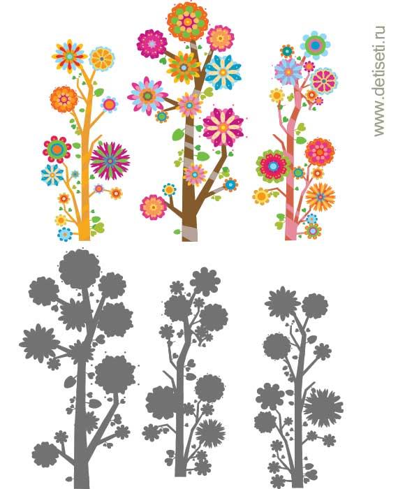 Волшебные деревья