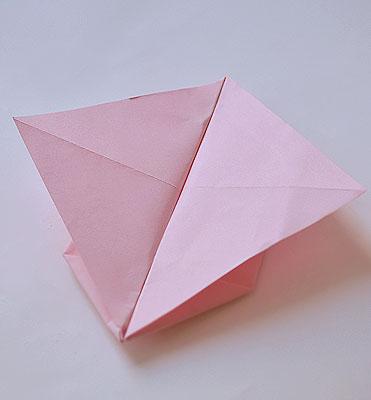 Заверните все оставшиеся треугольники
