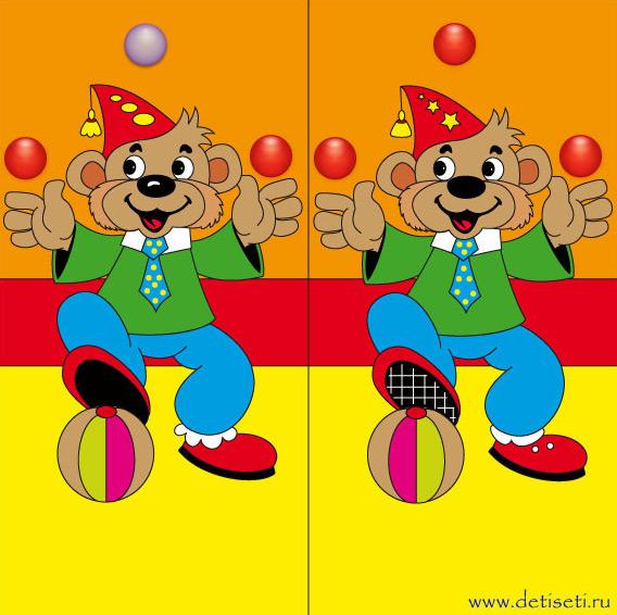 Цирковой мишка