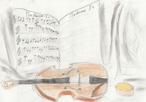 Скрипичная фантазия