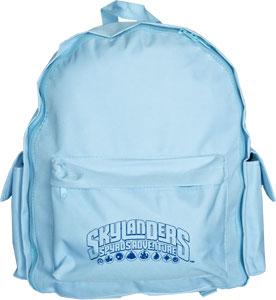 2 и 3 места – рюкзак с символикой Skylanders